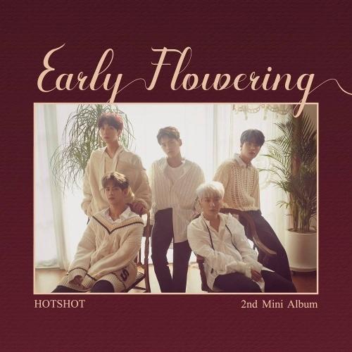 Hotshot - 2nd Mini Album: Early Flowering CD