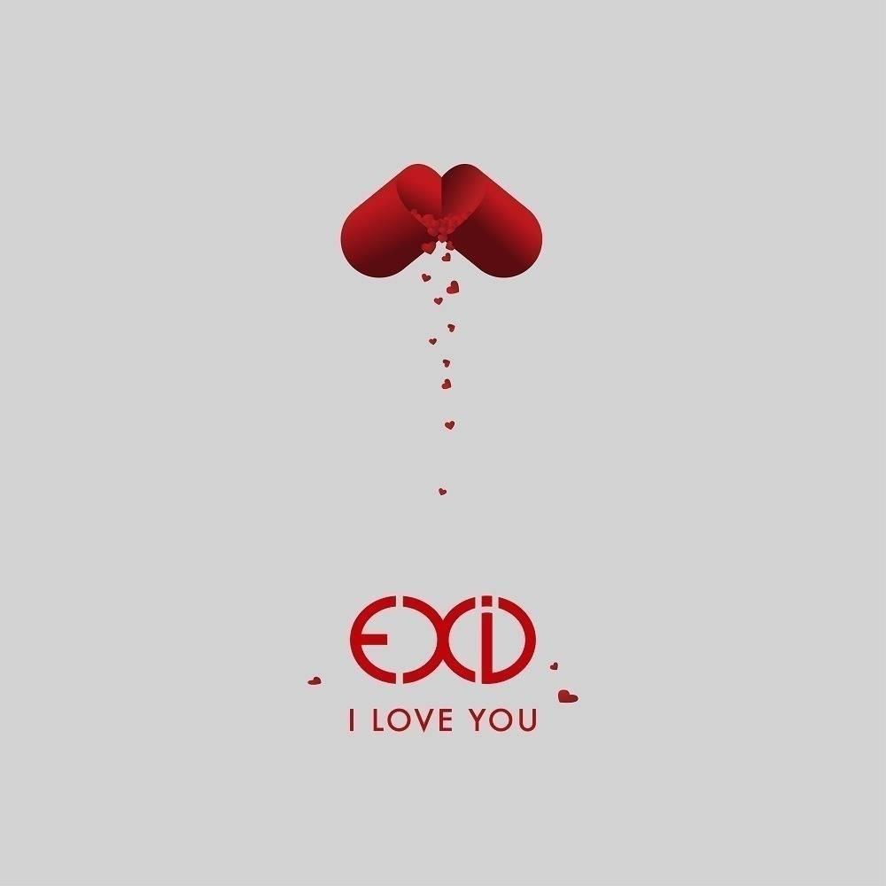 EXID - 3rd Single Album I Love You