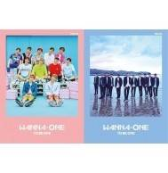 Wanna One - 1st Mini Album: 1x1(TO BE ONE) CD (Random Version)