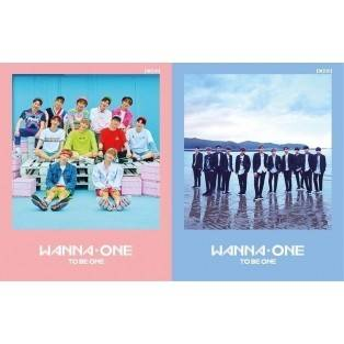Wanna One - 1st Mini Album: 1x1(TO BE ONE) CD (Random Version)