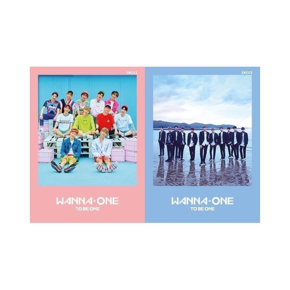 Wanna One - 1st Mini Album 1x1(TO BE ONE) (Random Ver.)