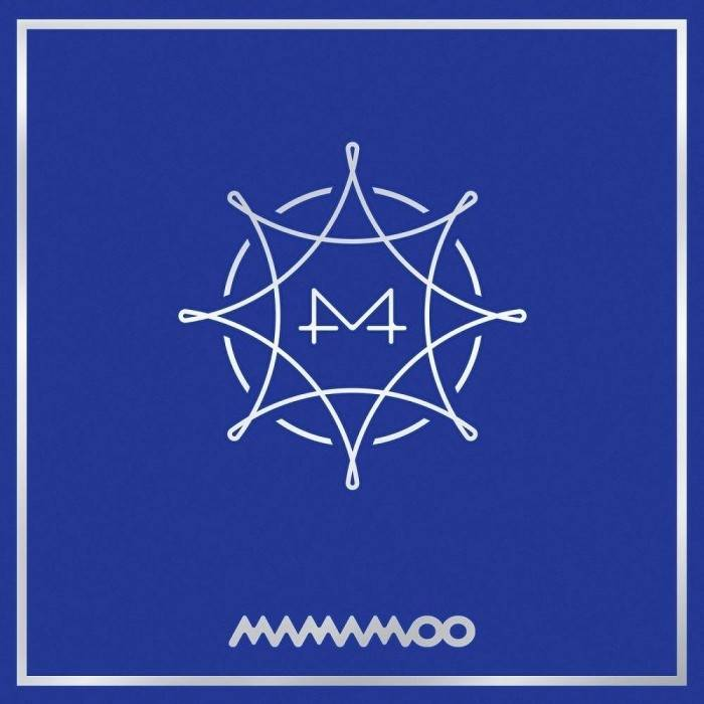 Mamamoo - 8th Mini Album BLUE:S