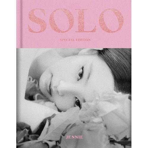 Jennie (Blackpink) - Solo Special Edition Photobook