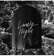 KNK - 3rd Single Album: Lonely Night CD
