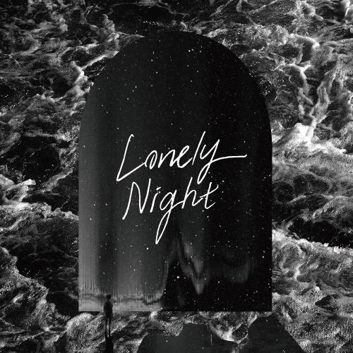 KNK - 3rd Single Album: Lonely Night CD