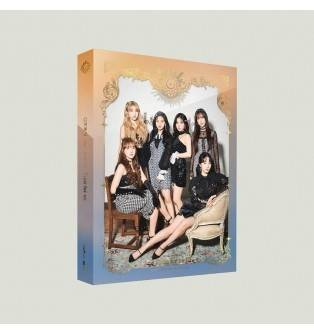 GFRIEND - 2nd Album Time For Us (Midnight Ver.)