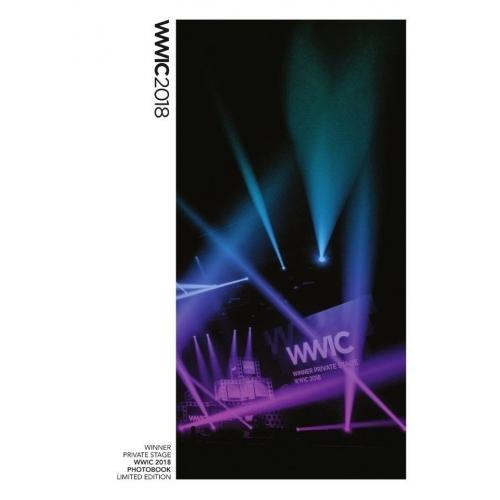 WINNER - Winner Private Stage WWIC 2018 Photobook
