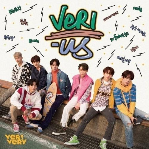 VERIVERY - 1st Mini Album: VERI-US CD (Official Version)