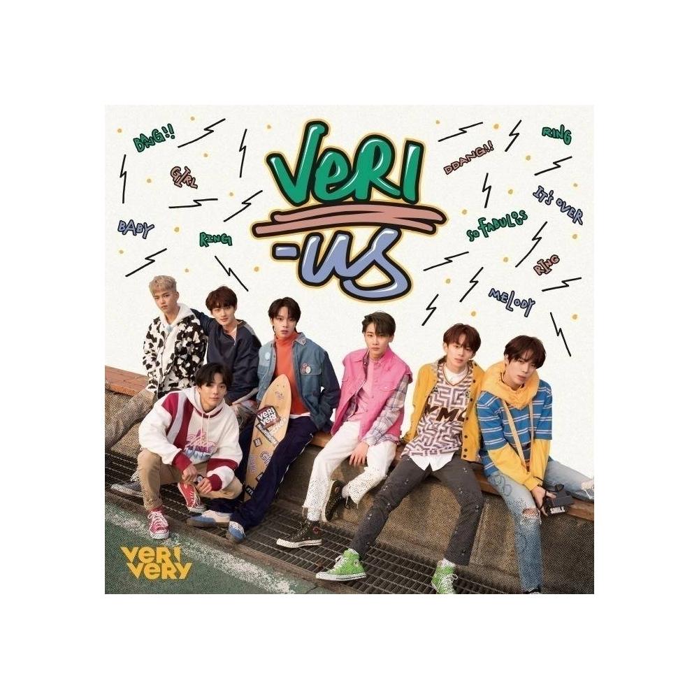 VERIVERY - 1st Mini Album VERI-US (Official Ver.)