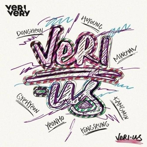 VERIVERY - 1st Mini Album VERI-US (DIY Limited Ver.)