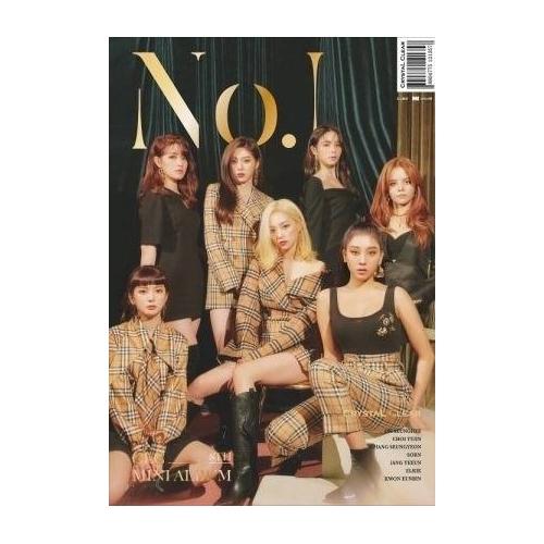 CLC - 8th Mini Album: No.1 CD