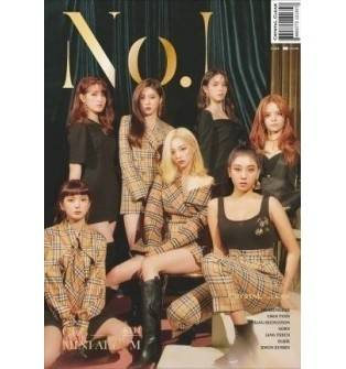 CLC - 8th Mini Album: No.1 CD