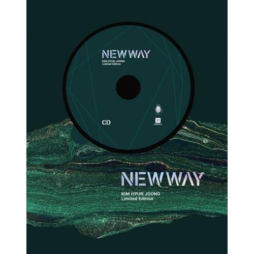Kim Hyun Joong - New Way Limited Edition
