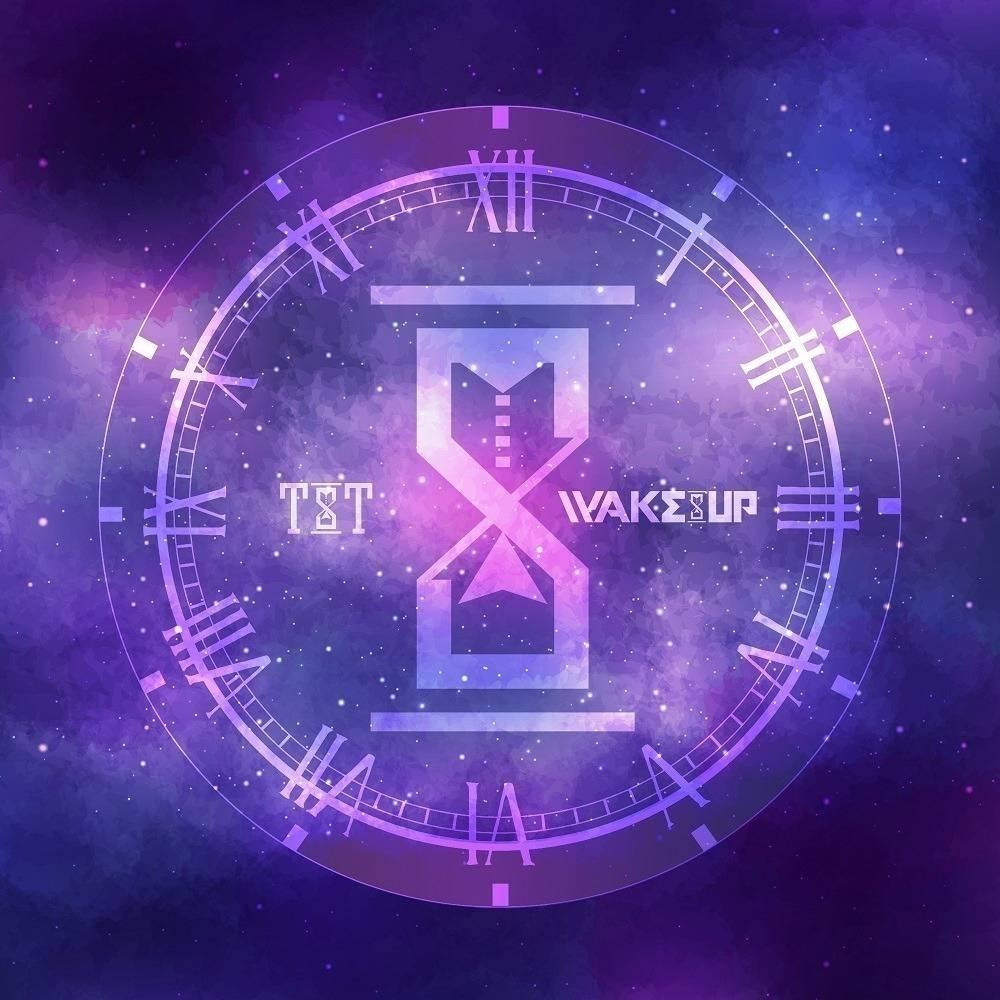 Top Secret - 3rd Mini Album WAKE UP