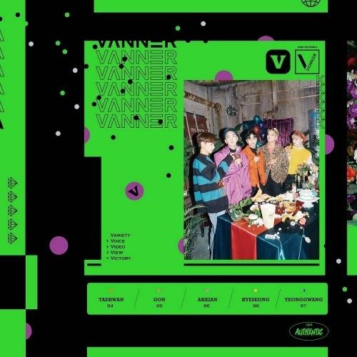 Vanner - 1st Album V
