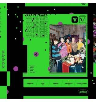 Vanner - 1st Album: V CD