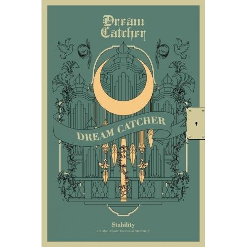 DREAMCATCHER - 4th Mini Album: The End of Nightmare CD (Stability ver.)