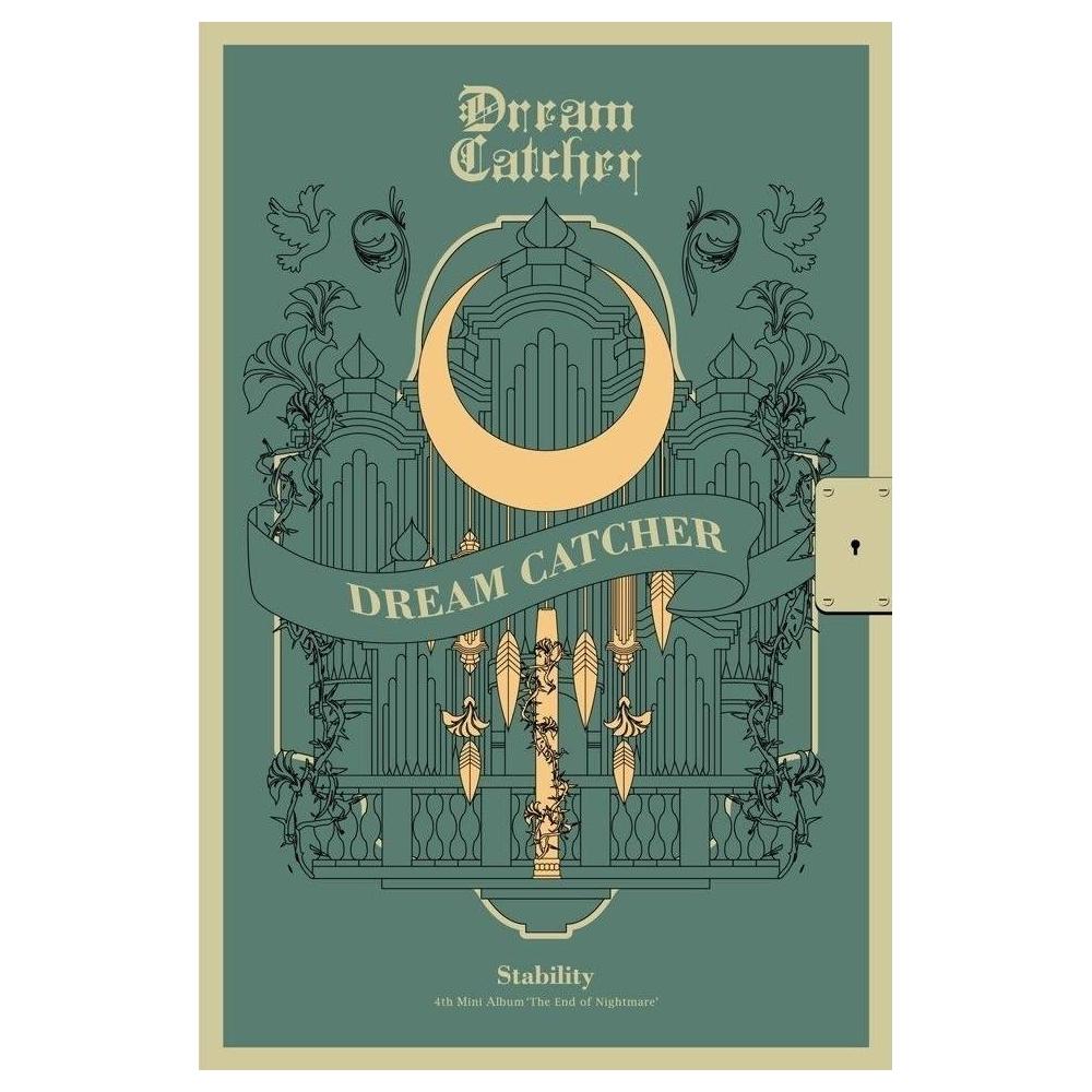 DREAMCATCHER - 4th Mini Album The End of Nightmare (Stability ver.)