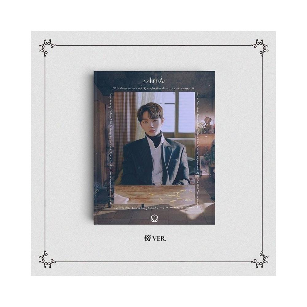 YUN JI SUNG - Solo Album Aside (傍 Ver. 1)