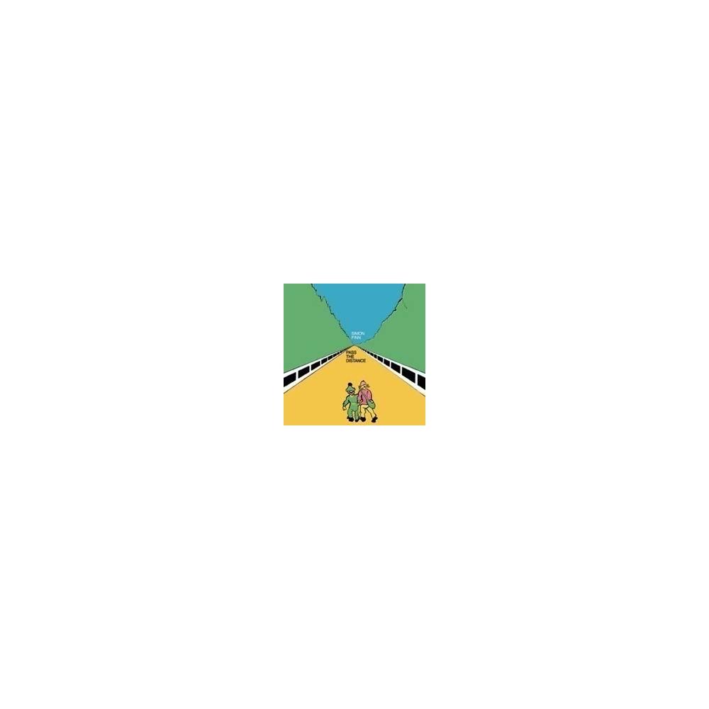 Simon Finn - Pass The Distance (Digipak) CD