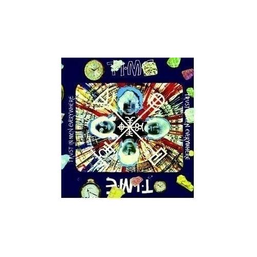 T.I.M.E - Time Mini LP CD