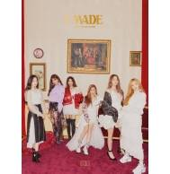 (G)I-DLE - 2nd Mini Album: I Made CD