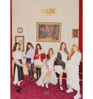 (G)I-DLE - 2nd Mini Album I Made