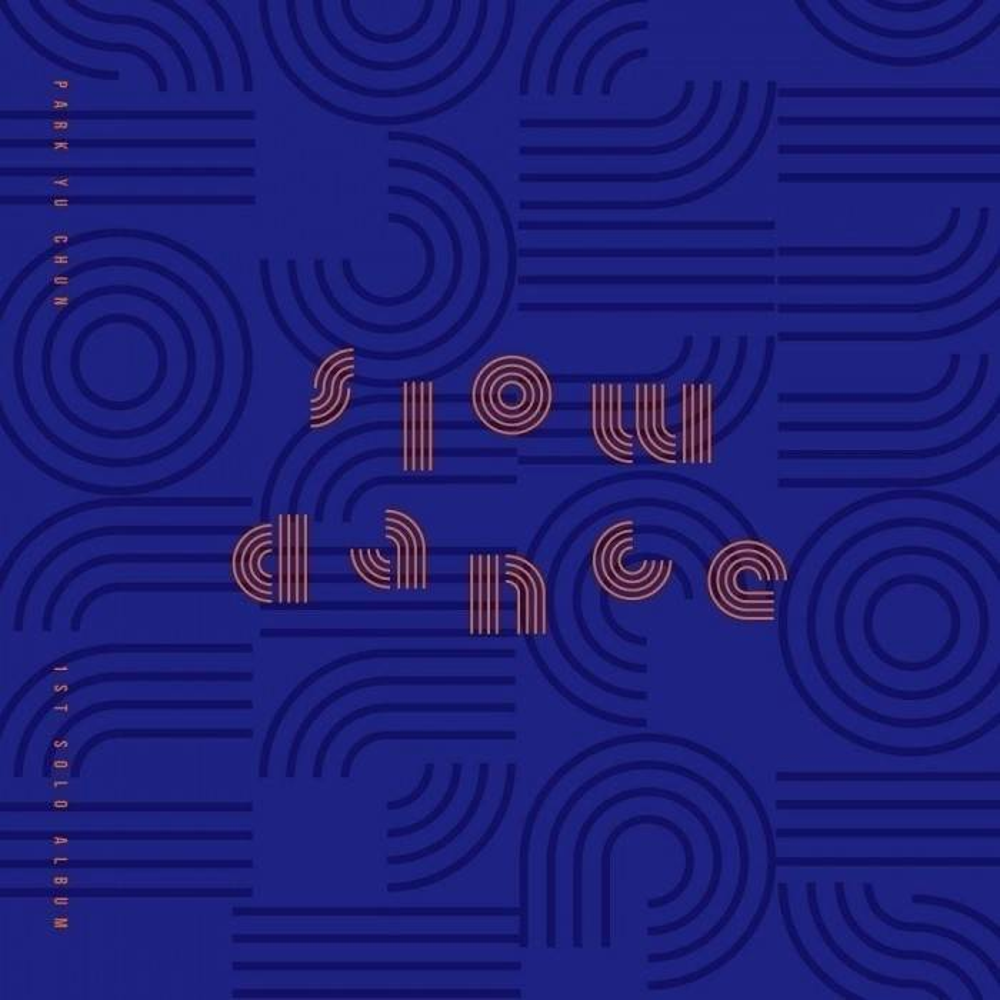 Park Yu Chun - 1st Album SLOW DANCE