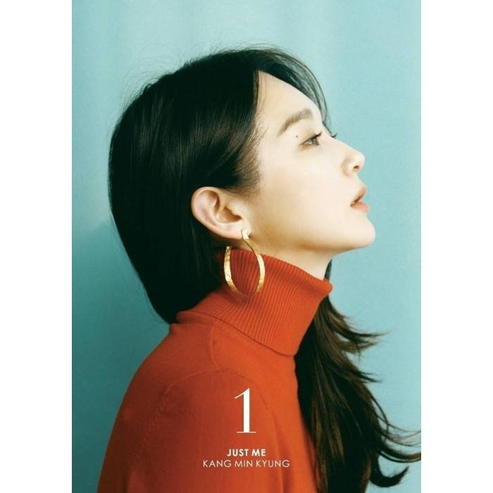 Kang Min Kyung - 1st Album Just Me