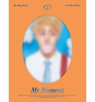 Ha Sung Woon - 1st Mini Album My Moment (Dream Ver.)
