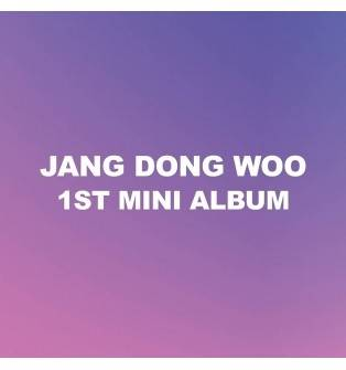 Jang Dong Woo (Infinite) - 1st Mini Album: Bye CD