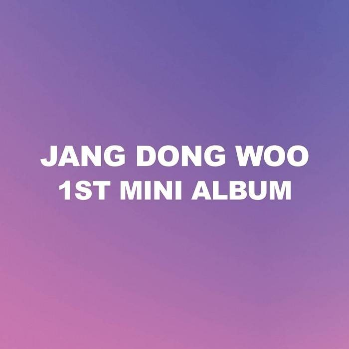 Jang Dong Woo (Infinite) - 1st Mini Album Bye