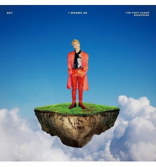 Key (SHINee) -1st Album Repackage: I Wanna Be Kihno Album