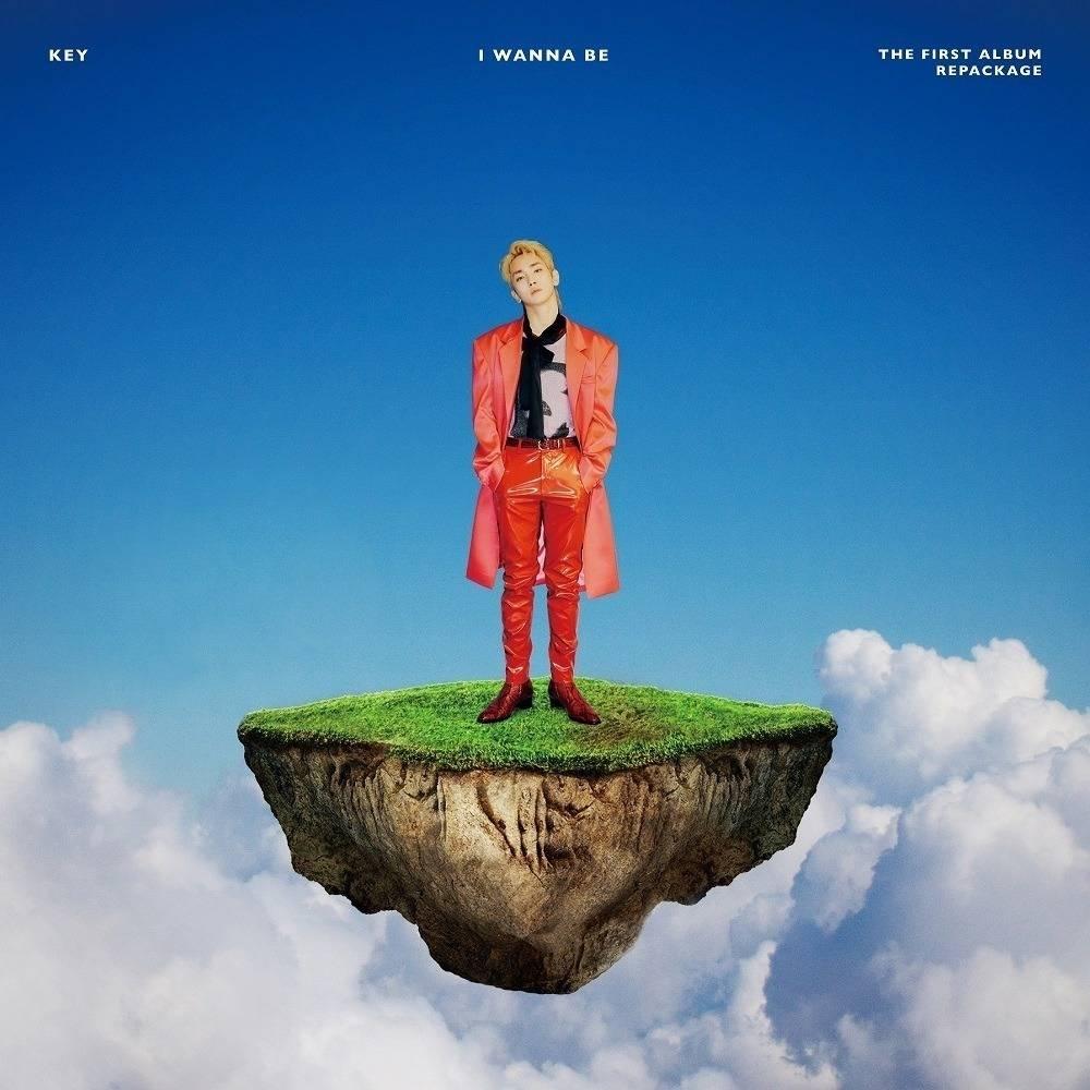 Key (SHINee) -1st Album Repackage I Wanna Be Kihno Album