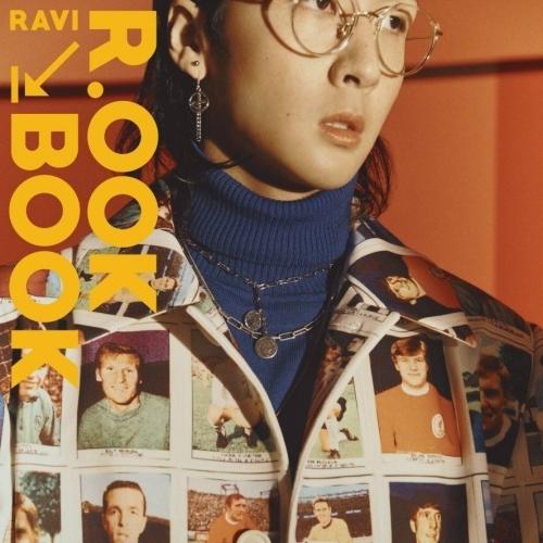 RAVI (VIXX) - 2nd Mini Album: R.OOK BOOK CD