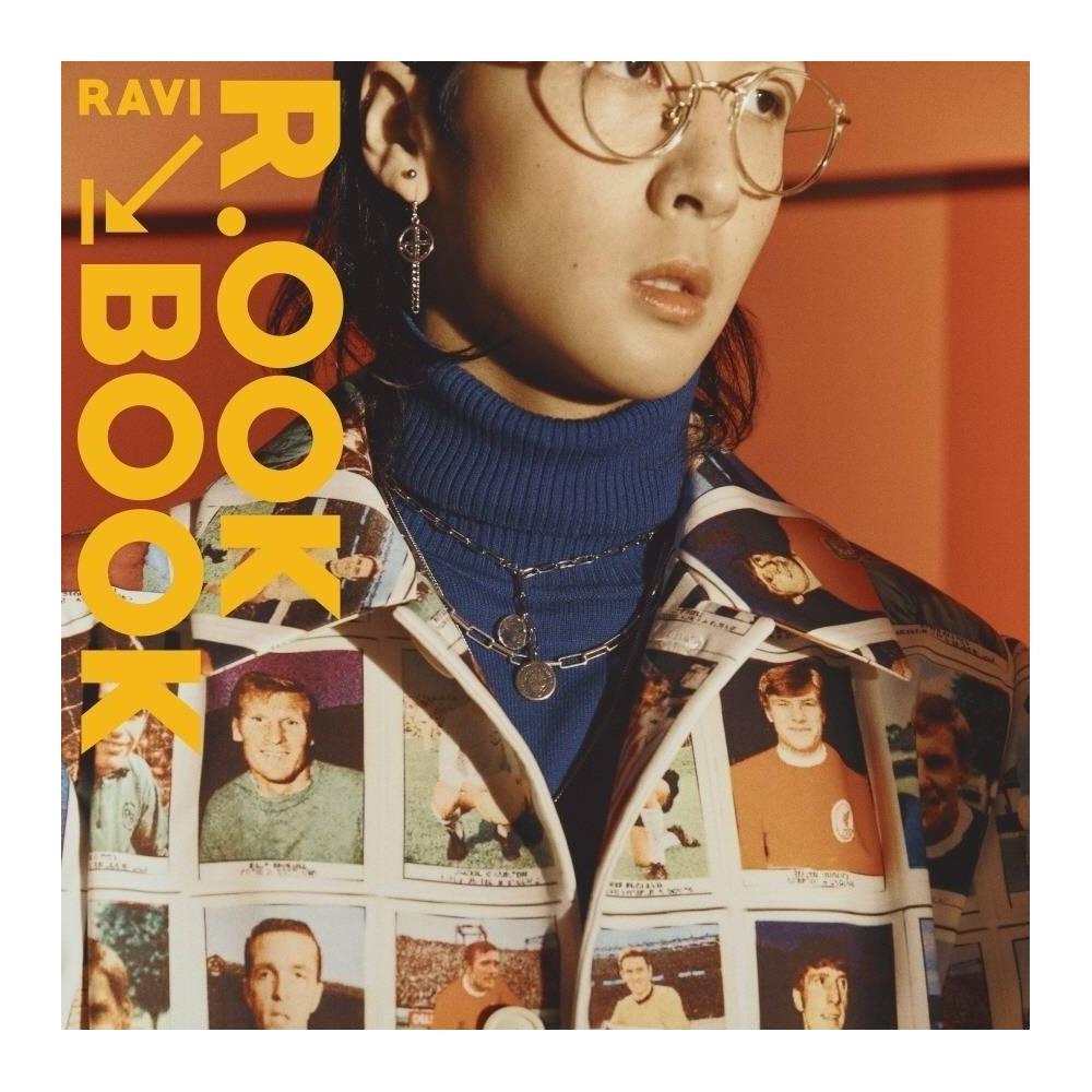 RAVI (VIXX) - 2nd Mini Album R.OOK BOOK