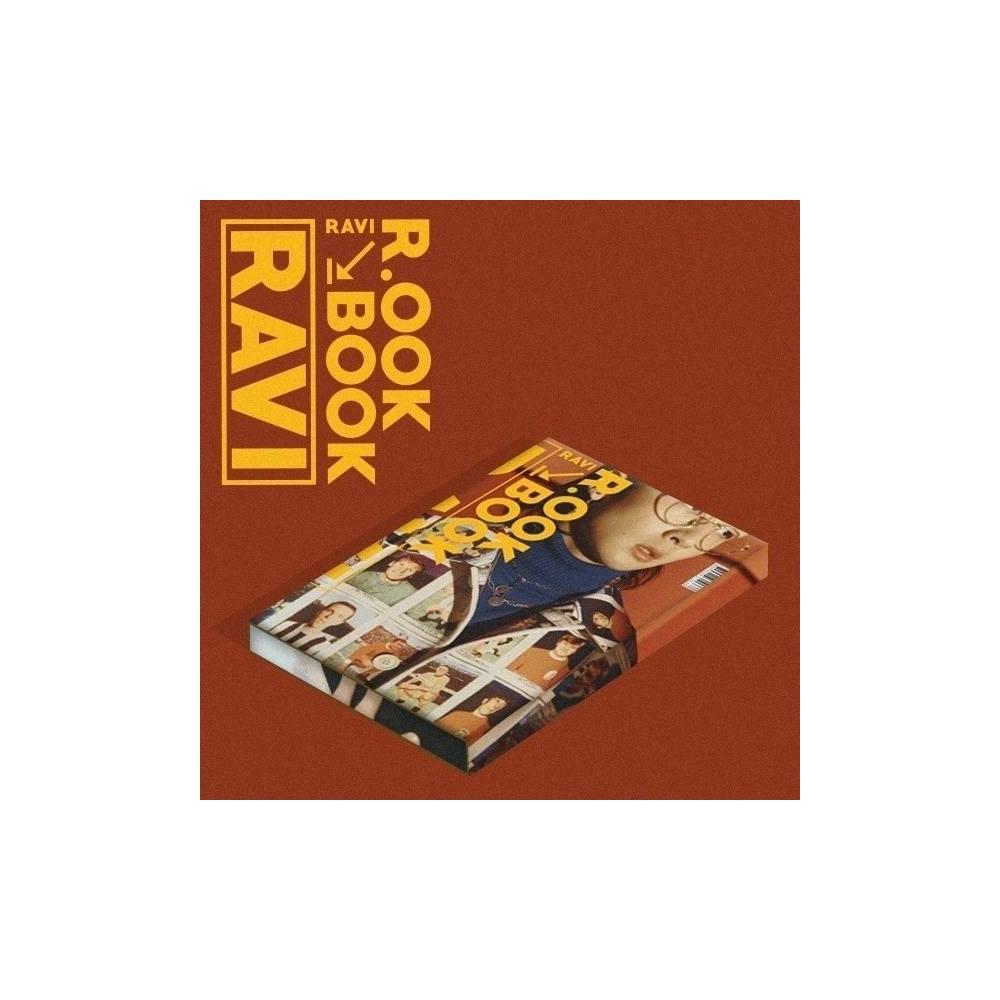 RAVI (VIXX) - 2nd Mini Album R.OOK BOOK Kihno Album