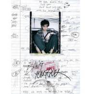 BANG YONGGUK (B.A.P) - 1st Album CD (Normal Edition)