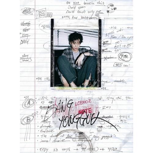 BANG YONGGUK (B.A.P) - 1st Album (Normal Edition)