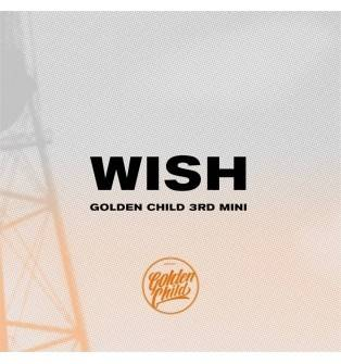 Golden Child - 3rd Mini Album: Wish CD (Random Version)