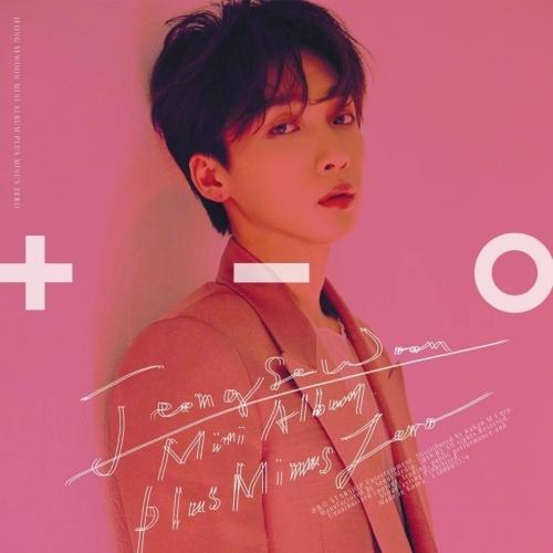 Jeong Sewoon - 3rd Mini Album ±0 (Random Ver)