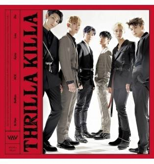 VAV - 4th Mini Album: Thrilla Killa CD
