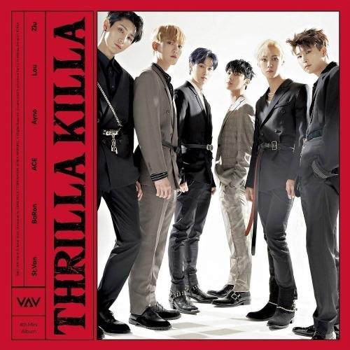 VAV - 4th Mini Album Thrilla Killa