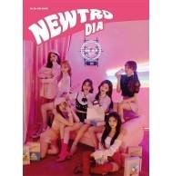 DIA - 5th Mini Album: NEWTRO CD