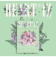 IZ*ONE - 2nd Mini Album: HEART*IZ Kihno Album (Violeta Version)