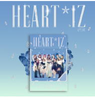 IZ*ONE - 2nd Mini Album: HEART*IZ Kihno Album (Sapphire Version)