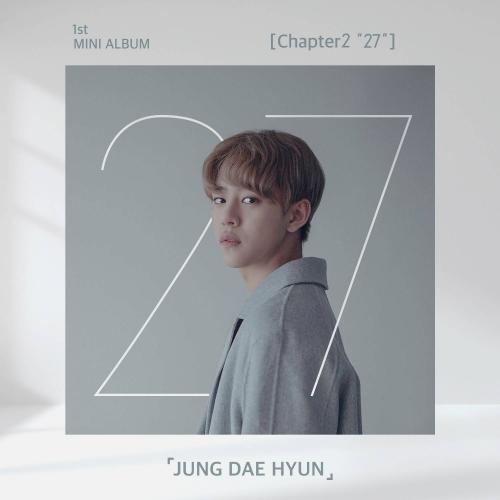 "Jung Dae Hyun (B.A.P) - 1st Mini Album Chapter2 ,27,"""""