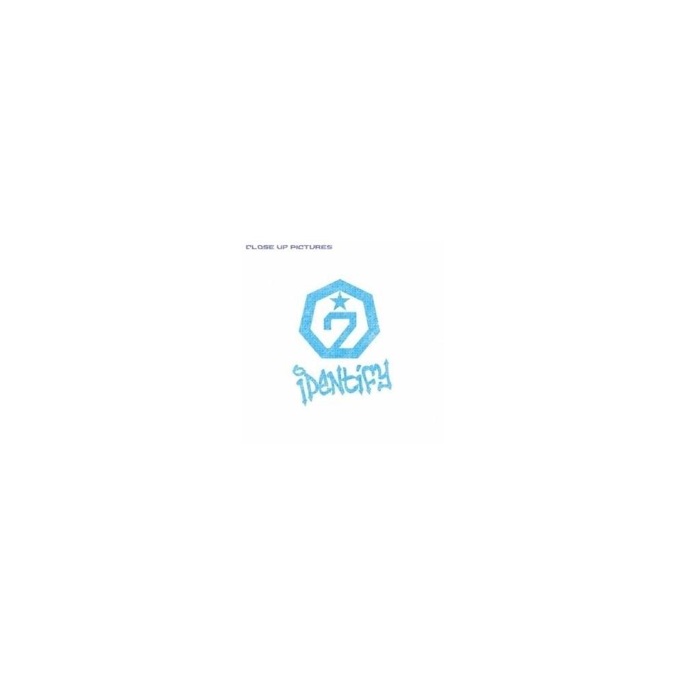 Got7 - 1st Album Identify (Close Up Ver.)
