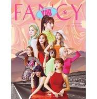 TWICE - 7th Mini Album: FANCY YOU CD (Preorder Photocard Sold Out)