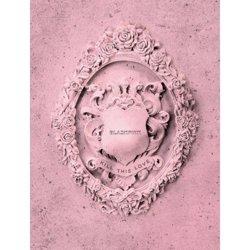 Blackpink - 2nd Mini Album: KILL THIS LOVE CD (Pink Version)